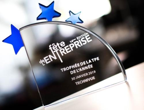 Technivue, Lauréat de la TPE de l'année !